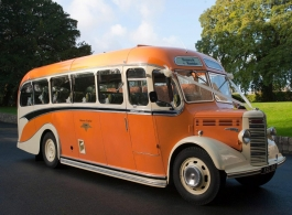 Vintage Wedding Bus hire in Basingstoke